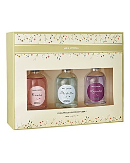 British Garden Reed Diffuser Gift Set