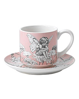 Flower Fairies Cup and Saucer Gift Set