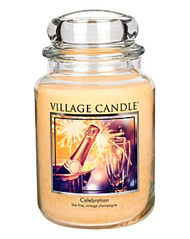 Celebration Village Candle