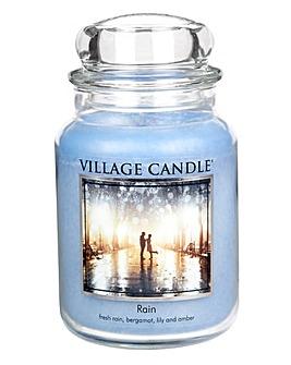 Rain Village Candle