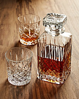 Waterford Markham Decanter and Glasses