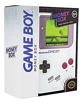 Game Boy Tin Money Box