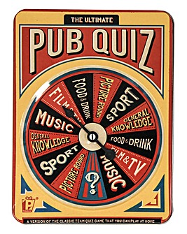 The Ultimate Pub Quiz