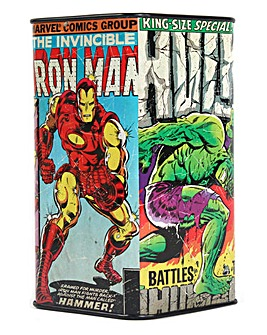 Marvel Comics Tall Money Tin
