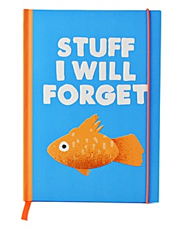 Jolly Awesome Forget Notebook