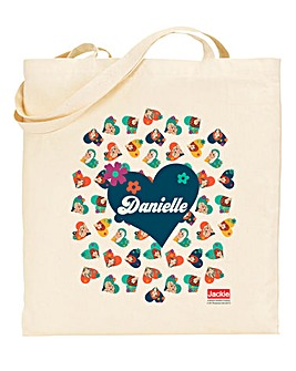 Personalised Jackie Tote Bag