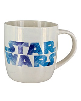 Pearlescent Star Wars Mug