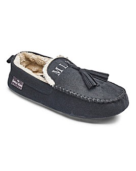 Personalised Saville Row Slippers