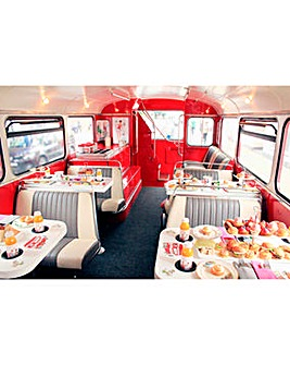 B Bakery Vintage Afternoon Tea Bus Tour