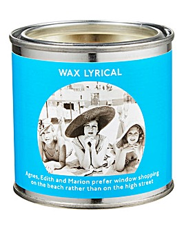 Wax Lyrical Enter-tin-ment Shopping Tin