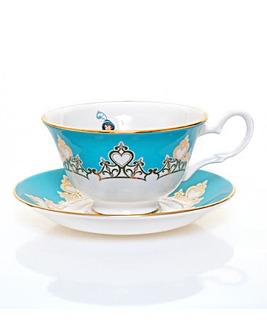 Jasmine Aladdin Tea Cup and Saucer Set