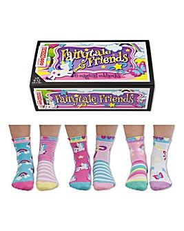 Fairytale Friends Oddsocks for Kids