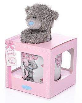 Me to You Mum Plush and Mug Gift Set