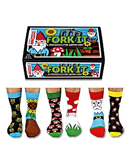 Fork It Oddsocks for Men