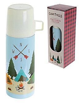 Camping Stainless Steel Flask