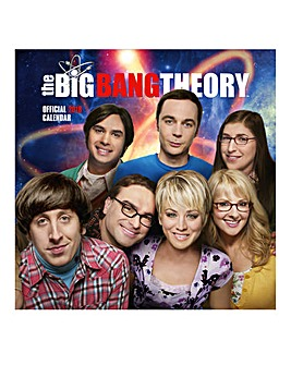 2018 Big Bang Theory Calendar
