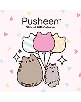 2018 Pusheen Calendar