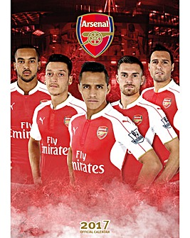 Arsenal Calendar