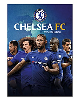 2018 Chelsea Calendar