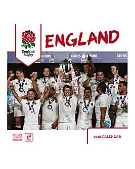 2018 England Rugby Calendar