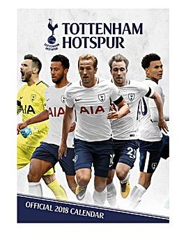 2018 Tottenham Hotspur Calendar