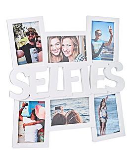 Selfie Montage Frame