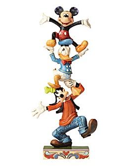 Disney Traditions Teetering Tower