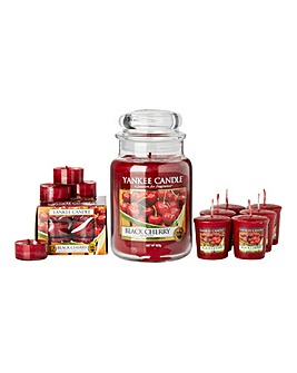 Yankee Candle Black Cherry Set