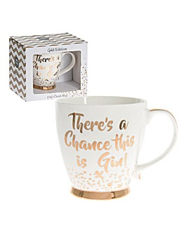 Chance of Gin Mug