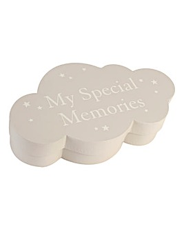 Bambino Cloud Keepsake Box