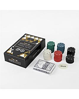 Monte Carlo Poker Set