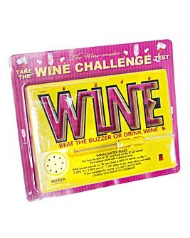 Wine Challenge Buzzer Game
