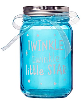 Baby Sentiment Firefly Jar