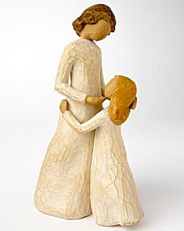 Willow Tree Mother & Daughter Figure