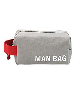 Man Bag Wash Bag