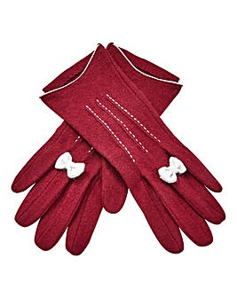 Luxury Wool-Rich Gloves