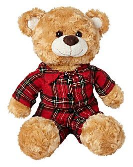 Heatable Pyjama Buddy Bear