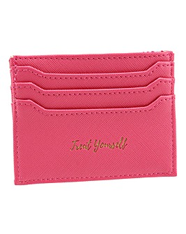 W&R Treat Yourself Card Holder