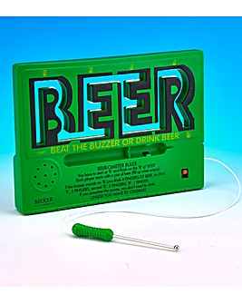 Beer Challenge Buzzer Game