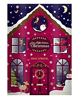 Wax Lyrical Advent Calendar