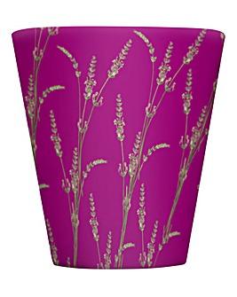 RHS Lavender Cermaic Candle Jar