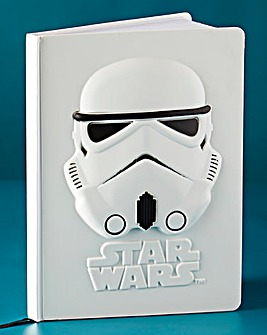 Star Wars Stormtrooper A5 3D Notebook
