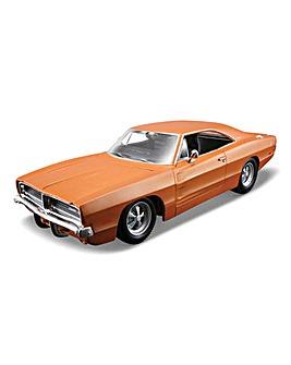 1:25 1969 Dodge Charger R/T Model Kit