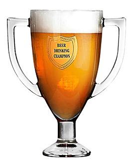 Trophy Pint Glass
