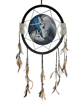 Lisa Parker Unicorn Dreamcatcher