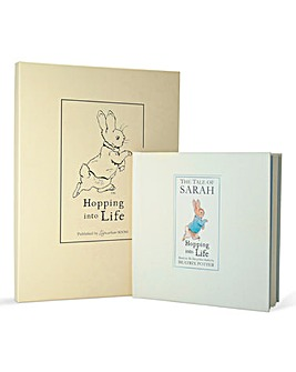Personalised Peter Rabbit Book