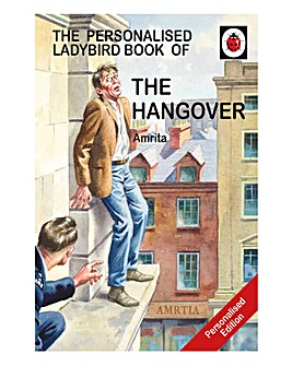 Pers Ladybird The Hangover Book