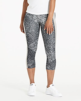 Adidas 3/4 Printed Tight