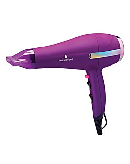 Lee Stafford Rainbow Shine Hairdryer