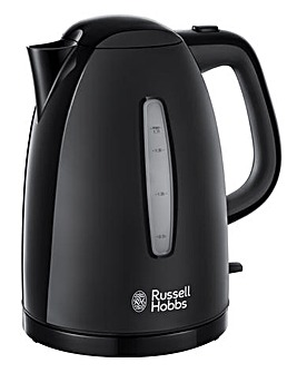 Russell Hobbs Textures Black Kettle